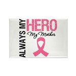 AlwaysMyHero Mother Rectangle Magnet (10 pack)