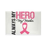 AlwaysMyHero Mother Rectangle Magnet (100 pack)