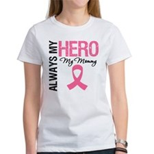 AlwaysMyHero Mommy Tee