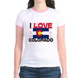 I Love Colorado T