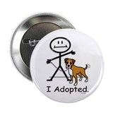 BB Boxer Adoption Button