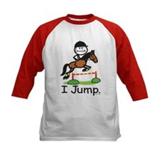 Horse Jumping Tee