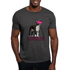 Boston Terrier Mornings T-Shirt