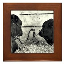 Tying The Knot - Framed Tile