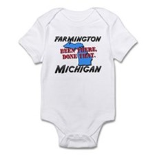 farmington michigan - been there, done that Infant