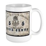 Cute Coin collecting Mug