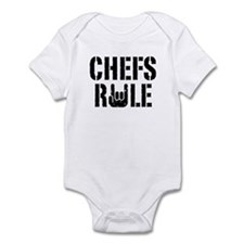 Chefs Rule Infant Bodysuit