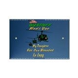Medi-Vac-BROTHER-Iraq Rectangle Magnet (10 pack)