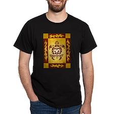 Honu Black T-Shirt