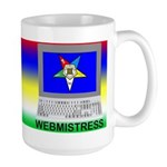 OES Webmistress Large Mug