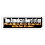 American Revolution Bumper Sticker (10 pk)
