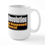 American Revolution Large Mug
