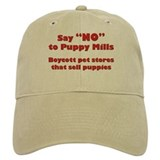 Cute Saying no Baseball Cap