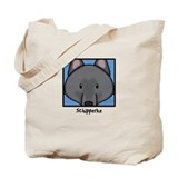 Anime Schipperke Tote Bag