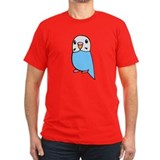 Cute Blue Budgie T