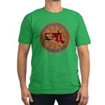 Maryland Birder Men's Fitted T-Shirt (dark)