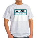 WKNR Detroit 1965 -  Ash Grey T-Shirt