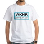 WKNR Detroit 1965 - White T-Shirt