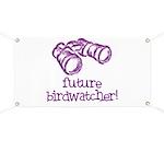 Future Birdwatcher Banner