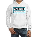 WKNR Detroit 1965 - Hooded Sweatshirt