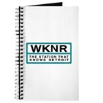 WKNR Detroit 1965 - Journal