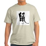 Rat (2) Light T-Shirt