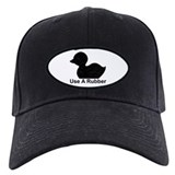 rubber duckie Baseball Hat