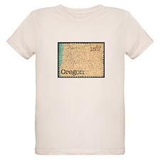 Oregon Stamp T-Shirt