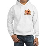 Coyotes Football Team Hooded Sweatshirt