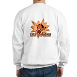 Coyotes Football Team Sweatshirt