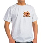 Coyotes Football Team Light T-Shirt