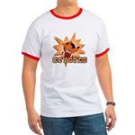 Coyotes Football Team Ringer T