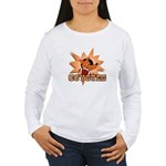 Coyotes Football Team Women's Long Sleeve T-Shirt