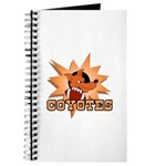 Coyotes Football Team Journal