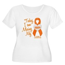 Missing My Dad 1 LEUKEMIA T-Shirt