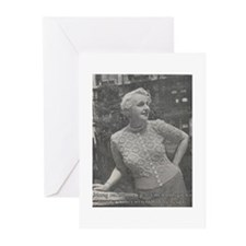 Pack of Twenty Gentlemen Prefer Blondes cards
