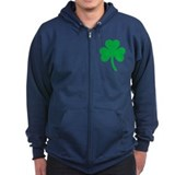 Shamrock Zip Hoody