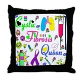 Cute Chef Throw Pillow
