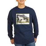 Audubon Mountain Goat Animal (Front) Long Sleeve D