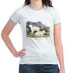Audubon Mountain Goat Animal (Front) Jr. Ringer T-