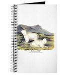 Audubon Mountain Goat Animal Journal