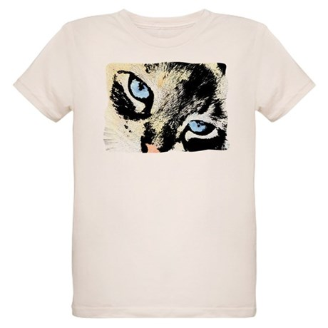 Ink Cat Organic Kids T-Shirt