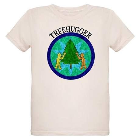 Tree Hugger Organic Kids T-Shirt