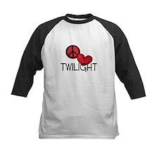 Peace Love Twilight Fan Tee