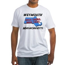 weymouth massachusetts - been there, done that Fit