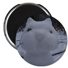 "Unique Made in alaska 2.25"" Magnet (100 pack)"