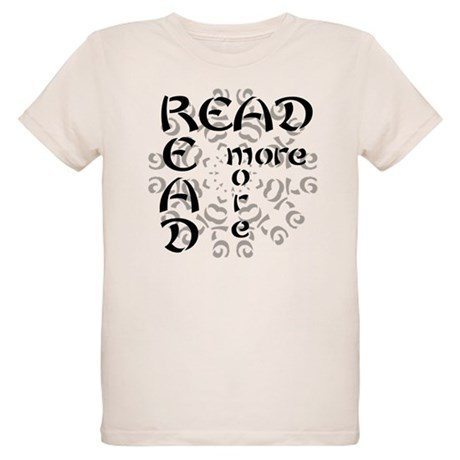 Read More Organic Kids T-Shirt