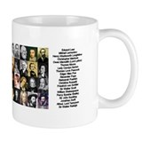 Famous Poets Mug