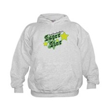 Great Grandmother's Super Star Hoodie