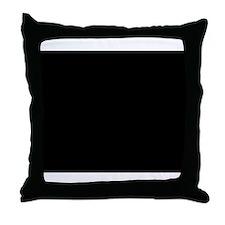 Drool Throw Pillow
